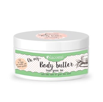 NACOMI Body Butter, Refreshing Green Tea